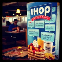 Photo taken at IHOP by Gary C T. on 1/23/2015