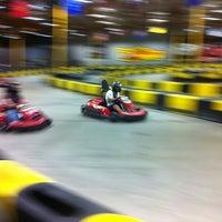 Photo taken at Pole Position Raceway by Matthew M. on 4/3/2011