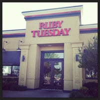 Photo taken at Ruby Tuesday by Amanda G. on 4/21/2013