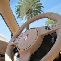 Photo taken at Beverly Hills Porsche Showroom by JayChan on 12/28/2012
