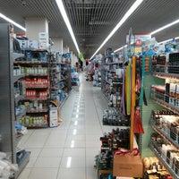Photo taken at Hypermarket Nr. 1 by Sergiu T. on 6/16/2013