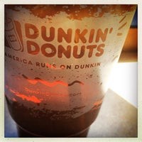 Photo taken at Dunkin Donuts by Dustin S. on 6/9/2016