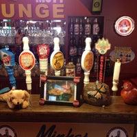 Photo taken at Minhas Craft Brewery by Bryan T. on 5/12/2013