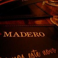 Photo taken at Madero Burger & Grill by Ana Paula H. on 5/1/2013