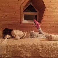 Photo taken at Hotel Plaj by Emma A. on 1/21/2015