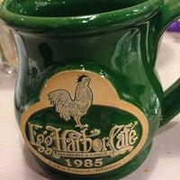 Photo taken at Egg Harbor Cafe by Mark H. on 3/30/2014
