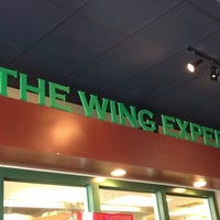 Photo taken at Wingstop by Lecia on 6/24/2012