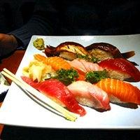 Photo taken at sushi-ya by Irwan m. on 10/1/2012