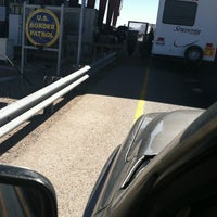 Photo taken at US Border Patrol Checkpoint by Abel G. on 3/14/2013