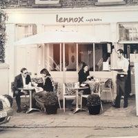 Photo taken at Lennox Café by Ivan B. on 10/12/2013