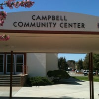 Photo taken at Campbell Community Center Track by All Seasons H. on 3/21/2013