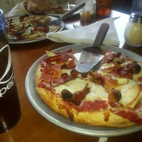 Photo taken at My Father's Pizza by O.J. H. on 3/29/2013