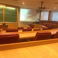 Photo taken at IESE Business School by Leticia A. on 3/21/2013