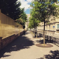 Photo taken at Rue Lecourbe by Basile F. on 4/28/2015