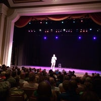 Photo taken at Levoy Theatre by Larry D. on 7/12/2014