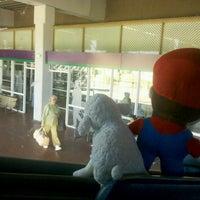Photo taken at Terminal de Omnibus Pergamino by Mar 🐑 B. on 3/29/2013