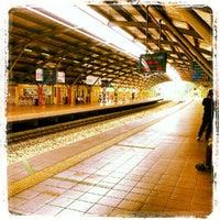 Photo taken at KTM Line - Kepong Sentral Station (KA07) by Haniff J. on 9/15/2012
