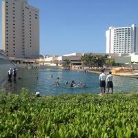 Photo taken at Dreams Cancun Resort & Spa by Mini M. on 5/8/2013