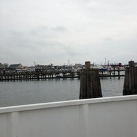 Photo taken at Shelter Island North Ferry - Greenport Terminal by Travis M. on 5/11/2013