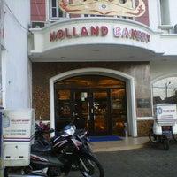 Photo taken at Holland Bakery by JabЯIek Ʀ. on 3/29/2013
