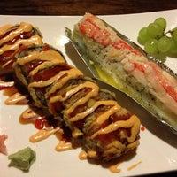 Photo taken at Sushi Moto by Jaime M. on 4/15/2013