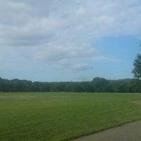 Photo taken at Van Cortlandt Park Golf Course by Elizabeth P. on 7/4/2015