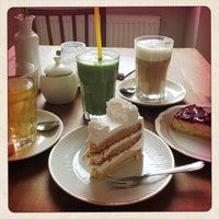 Photo taken at Café Vux by Benjamin G. on 6/15/2013