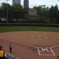 Photo taken at Shirley Clements Mewborn Field by Randy L. on 4/27/2013