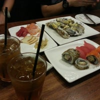 Photo taken at Tao Authentic Asian Cuisine 道 by Remy F. on 1/13/2013