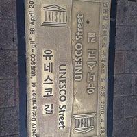 Photo taken at Myeongdong Theater by Badrillah Izwan on 4/22/2013