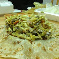 Photo taken at Albertaco's Mexican Food Inc. by Lawrence W. on 6/14/2013