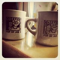 Photo taken at Cup of Joe by Kensie S. on 12/27/2012