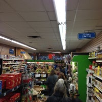 Photo taken at Gristedes Supermarkets by Jacob F. on 10/28/2012