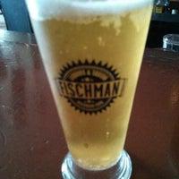 Photo taken at Fischman Liquors & Tavern by Jaime G. on 6/16/2013