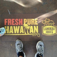 Photo taken at Lanikai Juice by Rob B. on 2/16/2013