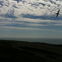 Photo taken at Vista Point Oceanside by Dmitry 🔞 on 9/29/2012