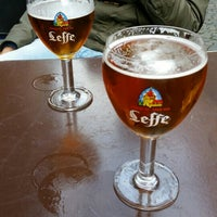 Photo taken at Café Leffe by Manoe L. on 10/18/2015