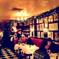 Photo taken at Minetta Tavern by Benson C. on 12/30/2012
