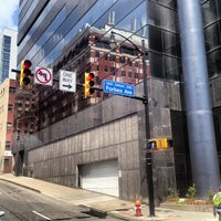 Photo taken at Forbes Avenue by David M. on 9/2/2013