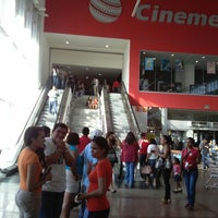 Photo taken at Cinemex by Jhonny C. on 5/25/2013