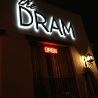Photo taken at The Dram by Manish M. on 5/18/2013