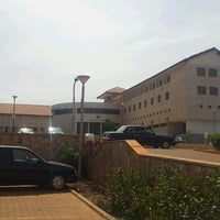 Photo taken at Legon by Yaw A. on 4/3/2013
