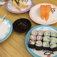 Photo taken at Sushi King by Tyra H. on 9/12/2016