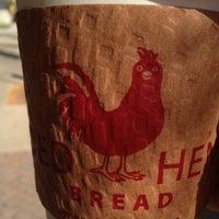 Photo taken at Red Hen Bread by John V. on 10/7/2012