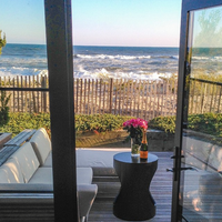 Photo taken at Gurney's Montauk Resort and Seawater Spa by Gurney's Montauk Resort and Seawater Spa on 3/24/2015