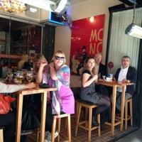 Photo taken at Mono Bar by Murat M. on 3/30/2013