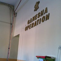 Photo taken at Ganesha Operation (Room UNM) by Dewi E. on 10/19/2013
