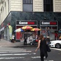 Photo taken at GameStop by Fernando F. on 9/1/2013