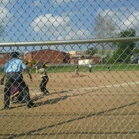 Photo taken at Ballwin Athletic Association by Melissa N. on 5/18/2013