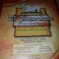 Photo taken at El Charolais by Phee S. on 4/3/2013